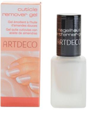 Artdeco Nail Care Lacquers gél a kutikula eltávolítására 1