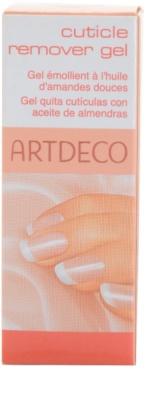 Artdeco Nail Care Lacquers gel za odstranjevanje obnohtne kožice 2