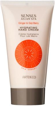 Artdeco Asian Spa New Energy крем для рук зі зволожуючим ефектом