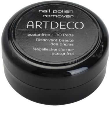 Artdeco Nail Polish Remover blazinice za odstranjevanje laka za nohte brez acetona