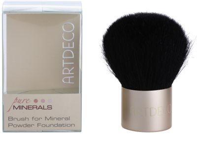 Artdeco Pure Minerals pensula pentru machiaj pudra minerala 1