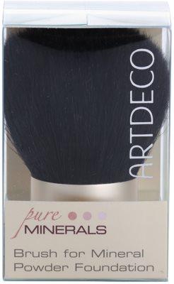Artdeco Pure Minerals pensula pentru machiaj pudra minerala 2