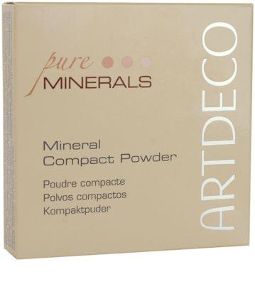 Artdeco Pure Minerals polvos compactos 2