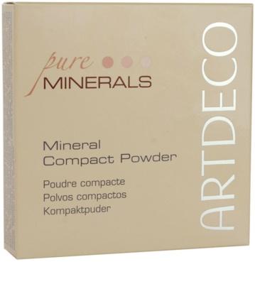Artdeco Pure Minerals kompakt púder 2