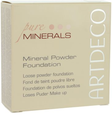 Artdeco Pure Minerals pudrasti make-up 2