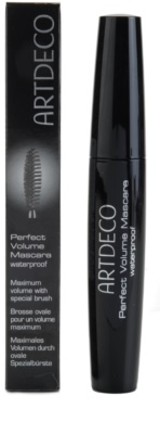 Artdeco Mascara Perfect Volume Mascara Waterproof máscara resistente à água 2