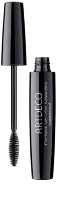 Artdeco Mascara Perfect Volume Mascara Waterproof máscara de pestañas resistente al agua