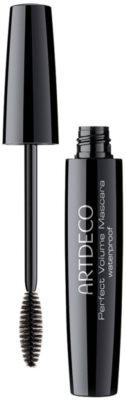 Artdeco Mascara Perfect Volume Mascara Waterproof vízálló szempillaspirál