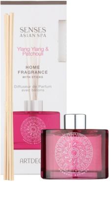 Artdeco Asian Spa Sensual Balance aroma difuzor cu rezervã   Ylang Ylang & Patchouli