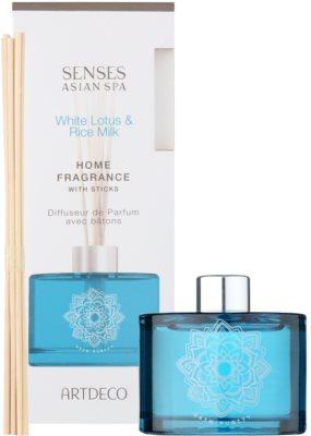 Artdeco Asian Spa Skin Purity Aroma Diffuser mit Nachfüllung   White Lotus & Rice Milk