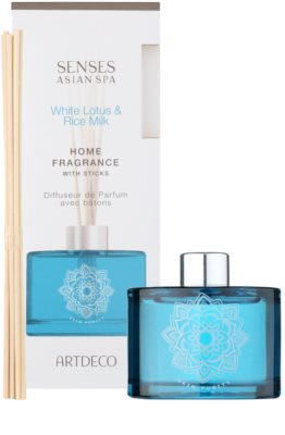 Artdeco Asian Spa Skin Purity aroma difusor com recarga   White Lotus & Rice Milk