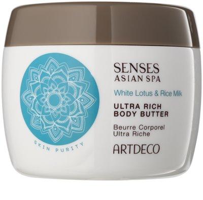 Artdeco Asian Spa Skin Purity bohatě vyživující tělové máslo