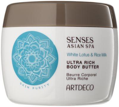 Artdeco Asian Spa Skin Purity bohato vyživujúce telové maslo