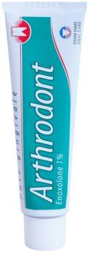 Arthrodont Enoxolone 1% fájdalomcsillapító gél az  irritált fogínyre