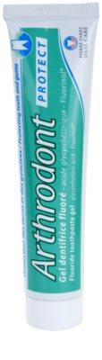 Arthrodont Protect gelasta zobna pasta za občutljive zobe in dlesni