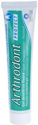 Arthrodont Protect géles paszta az érzékeny fogakra és ínyre