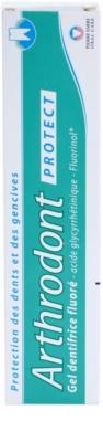 Arthrodont Protect pasta en gel para dientes y encías sensibles 2