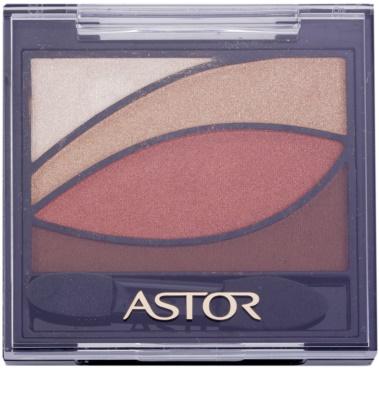 Astor Eye Artist paleta očních stínů 1