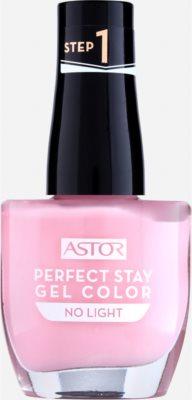 Astor Perfect Stay Gel Color Gel-Lack für Fingernägel - keine UV/LED Lampe erforderlich