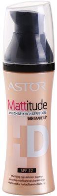 Astor Mattitude High Definition base matificante