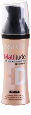 Astor Mattitude High Definition mattierendes Make-up