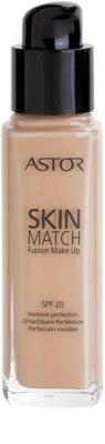 Astor SkinMatch Make-Up für ein natürliches Aussehen 1