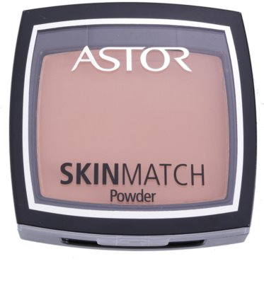 Astor SkinMatch pudr 3
