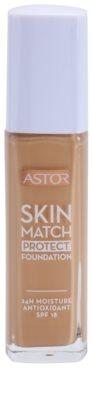 Astor Skin Match Protect base hidratante SPF 18