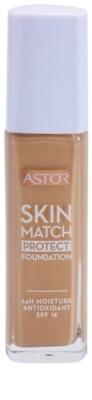 Astor Skin Match Protect maquillaje hidratante SPF 18