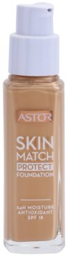 Astor Skin Match Protect make up hidratant SPF 18 1