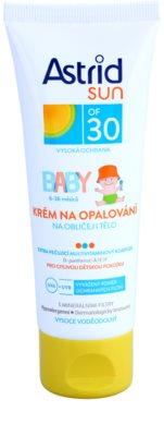 Astrid Sun Baby Bräunungscreme für Kinder SPF 30
