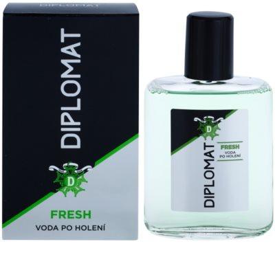 Astrid Diplomat Fresh voda po holení pro muže