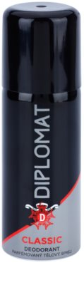 Astrid Diplomat Classic deodorant Spray para homens