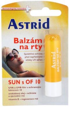 Astrid Sun balzam na pery SPF 10