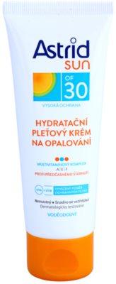 Astrid Sun protetor solar hidratante SPF 30