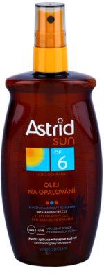 Astrid Sun aceite solar en spray SPF 6