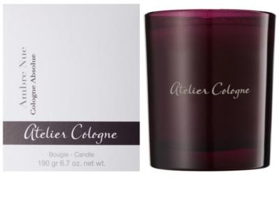 Atelier Cologne Ambre Nue vonná sviečka