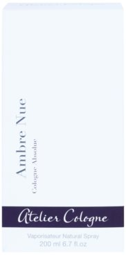 Atelier Cologne Ambre Nue parfüm unisex 4