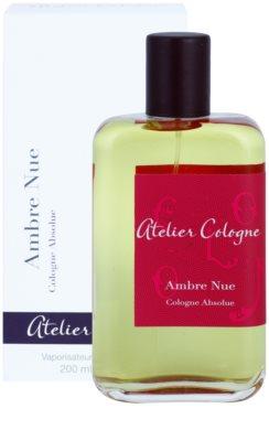 Atelier Cologne Ambre Nue parfüm unisex 1