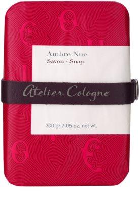 Atelier Cologne Ambre Nue parfümös szappan unisex