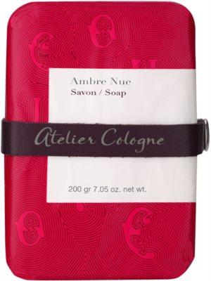 Atelier Cologne Ambre Nue sabonete perfumado unissexo