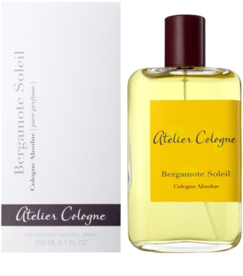 Atelier Cologne Bergamote Soleil perfume unissexo