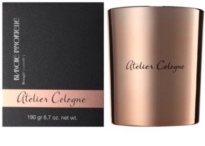 Atelier Cologne Blanche Immortelle vela perfumado