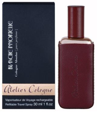 Atelier Cologne Blanche Immortelle coffret presente