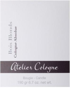 Atelier Cologne Bois Blonds vonná sviečka 3