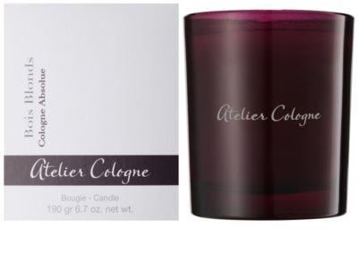 Atelier Cologne Bois Blonds świeczka zapachowa