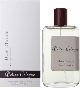 Atelier Cologne Bois Blonds парфюм унисекс