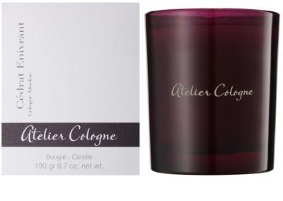 Atelier Cologne Cedrat Enivrant ароматизована свічка