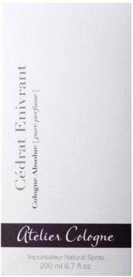 Atelier Cologne Cedrat Enivrant perfume unisex 4