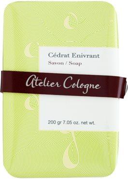 Atelier Cologne Cedrat Enivrant Parfümierte Seife  unisex